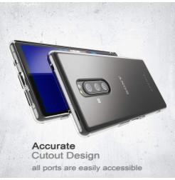 12639 - MadPhone супер слим силиконов гръб за Sony Xperia 1