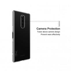 12649 - IMAK силиконов калъф за Sony Xperia 1