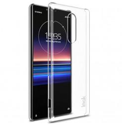 12655 - IMAK Crystal Case тънък твърд гръб за Sony Xperia 1