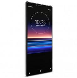 12658 - IMAK Crystal Case тънък твърд гръб за Sony Xperia 1