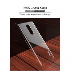 12660 - IMAK Crystal Case тънък твърд гръб за Sony Xperia 1