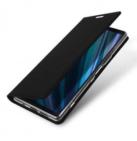 12736 - Dux Ducis Skin кожен калъф за Sony Xperia 1