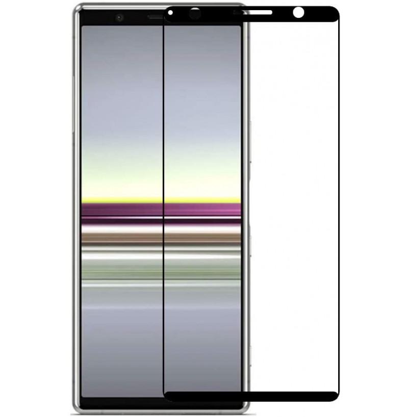 12742 - 3D стъклен протектор за целия дисплей Sony Xperia 5