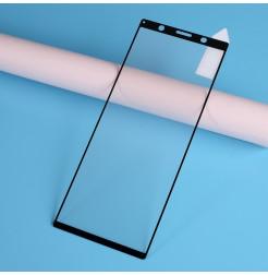12743 - 3D стъклен протектор за целия дисплей Sony Xperia 5