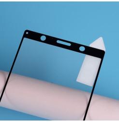12744 - 3D стъклен протектор за целия дисплей Sony Xperia 5