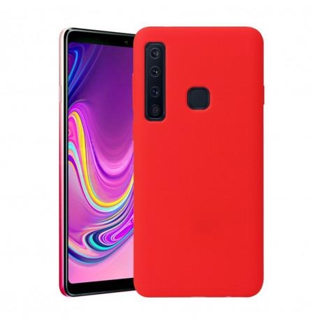 1275 - MadPhone силиконов калъф за Samsung Galaxy A9 (2018)