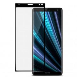12793 - 3D стъклен протектор за целия дисплей Sony Xperia 10 Plus