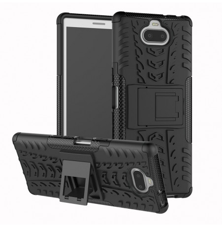 12863 - MadPhone Armada удароустойчив калъф за Sony Xperia 10 Plus