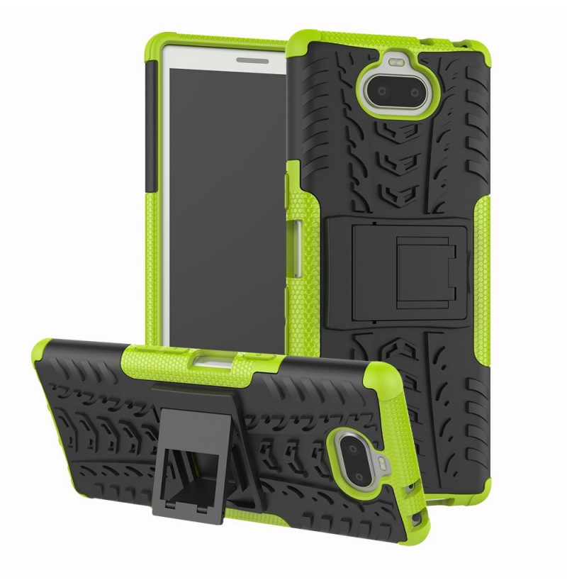 12882 - MadPhone Armada удароустойчив калъф за Sony Xperia 10 Plus