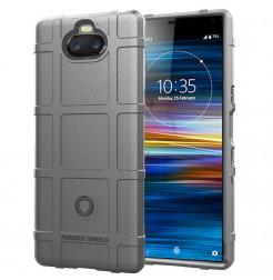 12907 - MadPhone Shield силиконов калъф за Sony Xperia 10 Plus