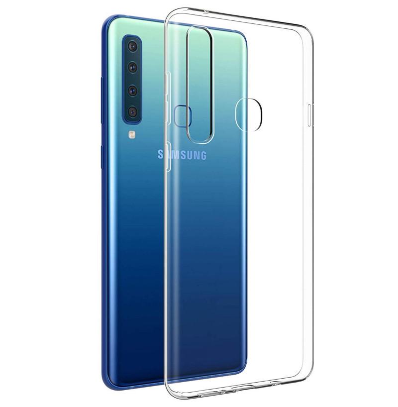 1291 - MadPhone супер слим силиконов гръб за Samsung Galaxy A9 (2018)