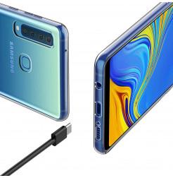 1292 - MadPhone супер слим силиконов гръб за Samsung Galaxy A9 (2018)