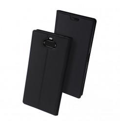 12921 - Dux Ducis Skin кожен калъф за Sony Xperia 10 Plus