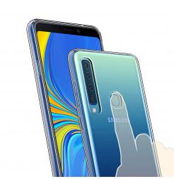 1294 - MadPhone супер слим силиконов гръб за Samsung Galaxy A9 (2018)