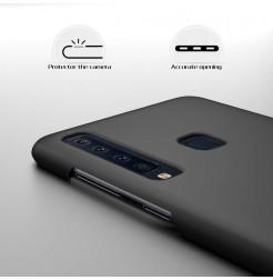 1305 - Mad Phone твърд поликарбонатен кейс за Samsung Galaxy A9 (2018)