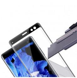 13084 - 3D стъклен протектор за целия дисплей Sony Xperia XZ3