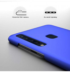 1315 - Mad Phone твърд поликарбонатен кейс за Samsung Galaxy A9 (2018)