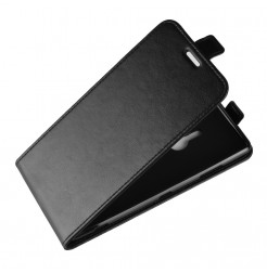 13180 - MadPhone Flip кожен калъф за Sony Xperia XZ3