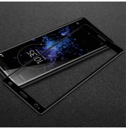 13185 - 3D стъклен протектор за целия дисплей Sony Xperia XZ2