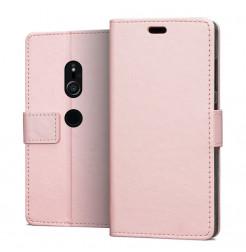 13280 - MadPhone кожен калъф за Sony Xperia XZ2