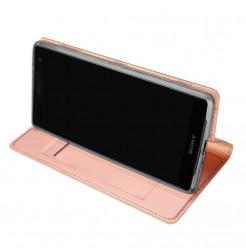 13313 - Dux Ducis Skin кожен калъф за Sony Xperia XZ2