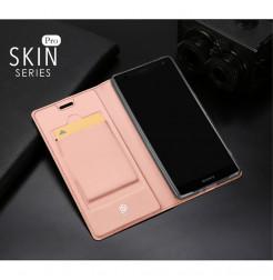 13314 - Dux Ducis Skin кожен калъф за Sony Xperia XZ2