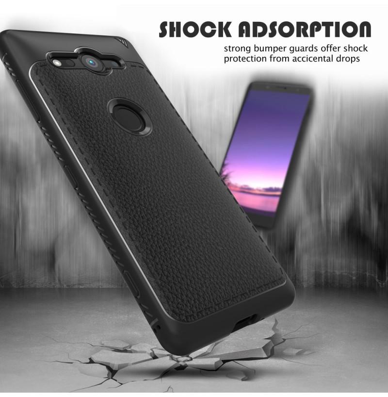 13344 - MadPhone Supreme силиконов кейс за Sony Xperia XZ2 Compact