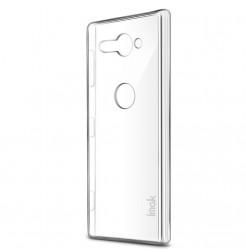 13352 - IMAK Crystal Case тънък твърд гръб за Sony Xperia XZ2 Compact