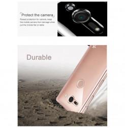 13355 - IMAK Crystal Case тънък твърд гръб за Sony Xperia XZ2 Compact