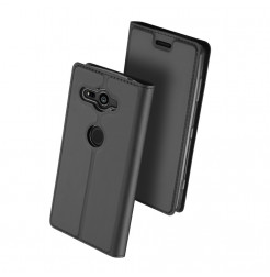 13367 - Dux Ducis Skin кожен калъф за Sony Xperia XZ2 Compact