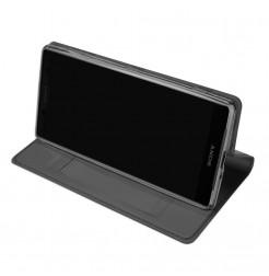 13370 - Dux Ducis Skin кожен калъф за Sony Xperia XZ2 Compact