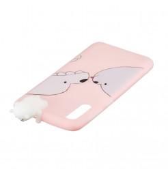 134 - MadPhone 3D Animal силиконов кейс за Samsung Galaxy A50 / A30s