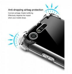 13423 - IMAK Airbag силиконов калъф за Sony Xperia XZ1