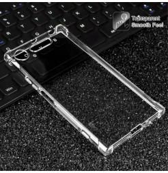 13425 - IMAK Airbag силиконов калъф за Sony Xperia XZ1