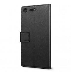13427 - MadPhone кожен калъф за Sony Xperia XZ1