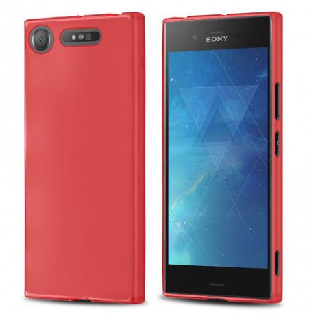 13452 - MadPhone силиконов калъф за Sony Xperia XZ1 Compact