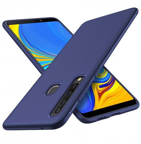 1349 - MadPhone релефен TPU калъф за Samsung Galaxy A9 (2018)