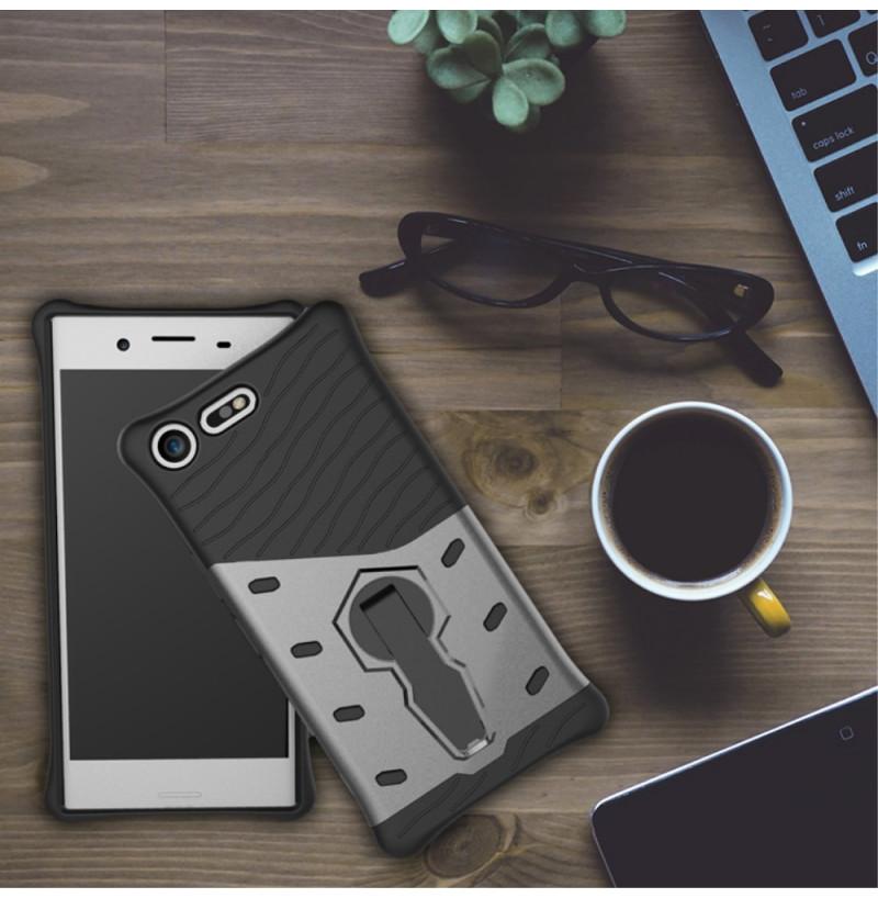 13562 - MadPhone Armada удароустойчив калъф за Sony Xperia XZ Premium