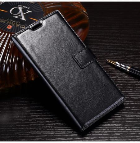 13569 - MadPhone кожен калъф за Sony Xperia XZ Premium