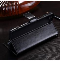 13571 - MadPhone кожен калъф за Sony Xperia XZ Premium