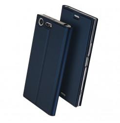 13579 - Dux Ducis Skin кожен калъф за Sony Xperia XZ Premium
