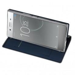 13582 - Dux Ducis Skin кожен калъф за Sony Xperia XZ Premium