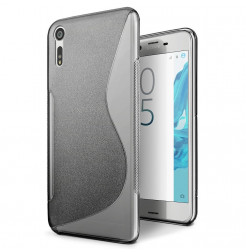 13606 - MadPhone S-Case силиконов калъф за Sony Xperia XZ / XZs