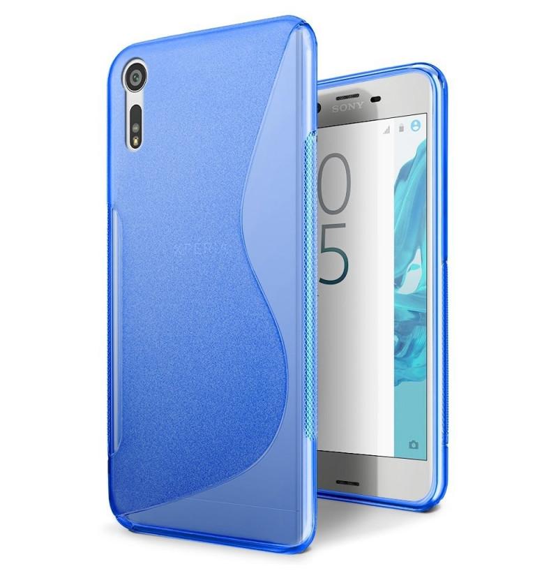 13626 - MadPhone S-Case силиконов калъф за Sony Xperia XZ / XZs