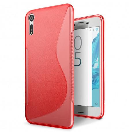 13646 - MadPhone S-Case силиконов калъф за Sony Xperia XZ / XZs