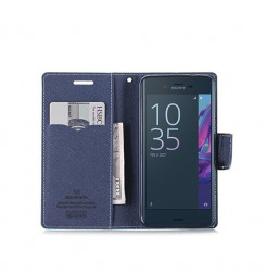 13736 - MadPhone кожен калъф за Sony Xperia XZ / XZs