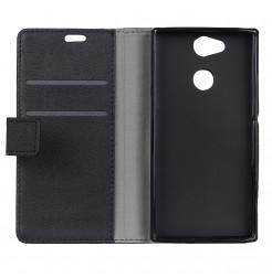 13849 - MadPhone кожен калъф за Sony Xperia XA2