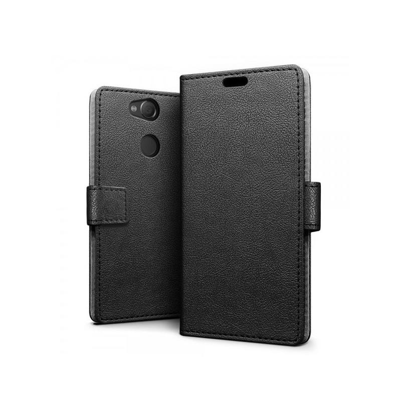 13851 - MadPhone кожен калъф за Sony Xperia XA2