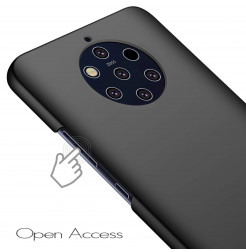 13883 - MadPhone Solid поликарбонатен кейс за Nokia 9 PureView