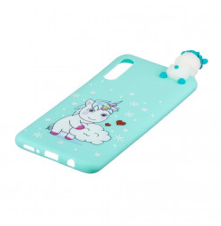 140 - MadPhone 3D Animal силиконов кейс за Samsung Galaxy A50 / A30s